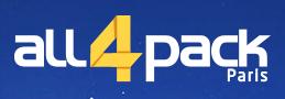 法国巴黎国际包装技术及设备展览会logo