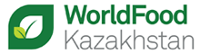 哈萨克斯坦阿拉木图国际食品及包装机械展览会logo