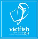 越南胡志明市国际水产渔业及加工机械展览会logo