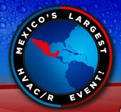 墨西哥国际空调、供暖和制冷展览会logo