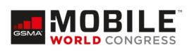 西班牙巴塞罗那国际移动通讯展览会logo