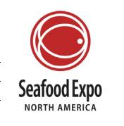 美国波士顿国际水产展览会logo