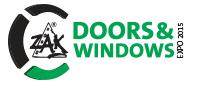 印度新德里国际门窗及配件技术展览会logo