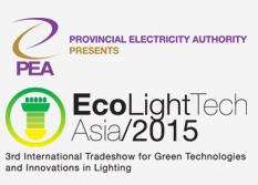 泰国曼谷国际节能灯展览会logo