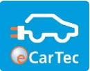 德国慕尼黑国际新能源车展览会logo