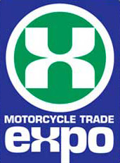 英国伯明翰国际摩托车贸易展览会logo