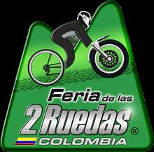 哥伦比亚麦德林国际双轮车展览会logo