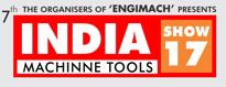 印度新德里国际机床展览会logo