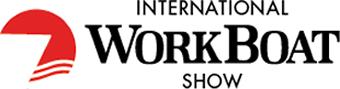 美国新奥尔良国际海洋工程工作船展览会logo