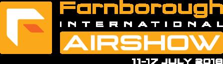 英国法恩伯勒国际航空业展览会logo