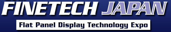 日本FPD制造设备及技术国际展览会logo