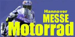 德国汉诺威国际摩托车展览会logo
