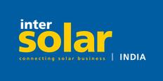 印度孟买国际太阳能展览会logo