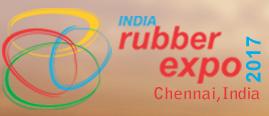 印度加尔各答国际橡胶展览会logo