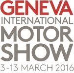 瑞士日内瓦国际汽车展览会logo