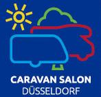 德国杜塞尔多夫国际房车展览会logo