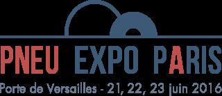 法国巴黎国际轮胎展览会logo