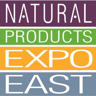 美国东部国际天然有机产品展览会logo