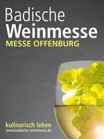 德国奥芬堡国际葡萄酒展览会logo