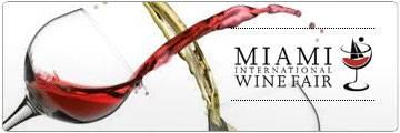 美国迈阿密国际葡萄酒展览会logo