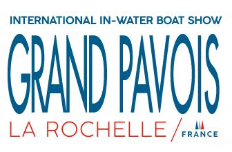 法国拉罗谢尔国际游艇展览会logo
