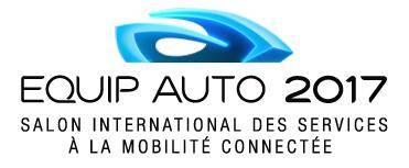法国巴黎国际汽车配件展览会logo