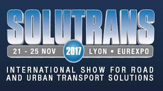 法国里昂国际重型车辆及配件展览会logo