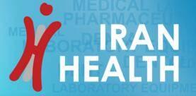 伊朗德黑兰国际医疗制药保健实验室展览会logo