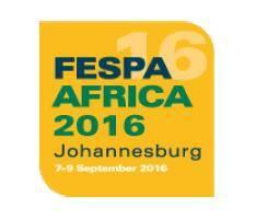 南非约翰内斯堡国际数码印刷展览会logo
