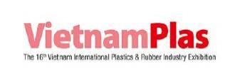 越南胡志明市国际塑胶工业展览会logo
