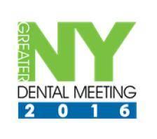 美国纽约国际口腔医学展览会logo