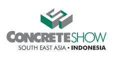 印尼雅加达国际混凝土展览会logo