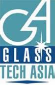 越南胡志明市国际玻璃技术展览会logo