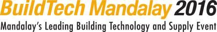 缅甸曼德勒国际建筑建材展览会logo