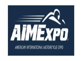 美国俄亥俄州哥伦布国际摩托车展览会logo