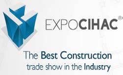 墨西哥国际建筑与住宅展览会logo