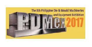 菲律宾马尼拉国际机床及金属加工展览会logo