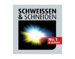 德国杜塞尔多夫国际焊接及金属处理技术展览会logo