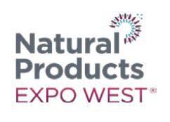 美国阿纳海姆国际天然有机食品展览会logo