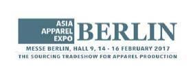 德国柏林国际纺织服装服饰展览会logo