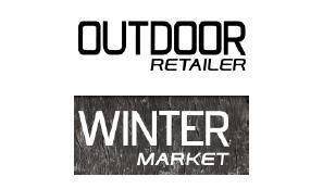 美国盐湖城国际冬季户外用品展览会logo