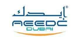 迪拜國際口腔展覽會logo