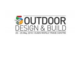 迪拜国际五大及户外建筑设计展览会logo