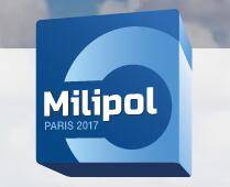 法国巴黎国际军警设备展览会logo