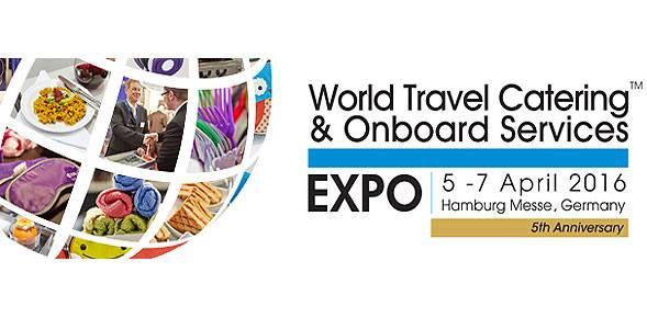 德国汉堡国际航空机舱用品以及机上餐饮服务展览会logo