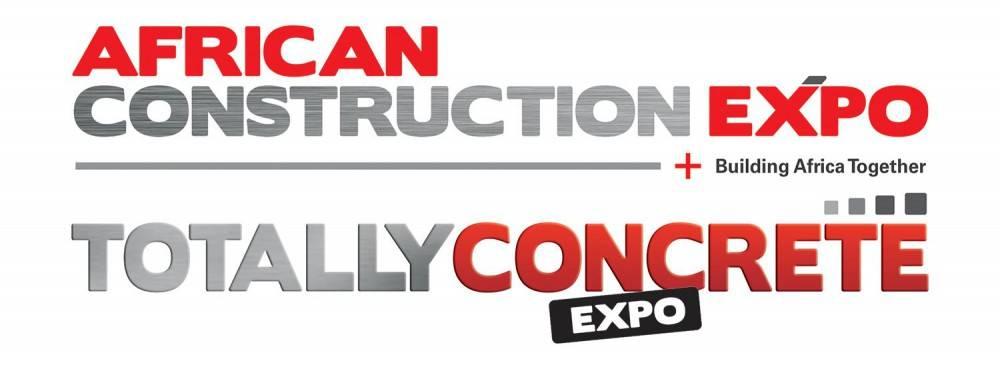 南非约翰内斯堡国际建筑及混凝土展览会logo