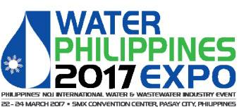 菲律宾帕赛国际水处理展览会logo