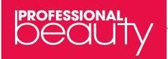英国伦敦国际专业美容展览会logo