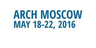 俄罗斯莫斯科国际建筑和设计展览会logo