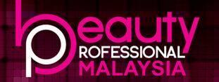 马来西亚吉隆坡国际专业美容展览会logo
